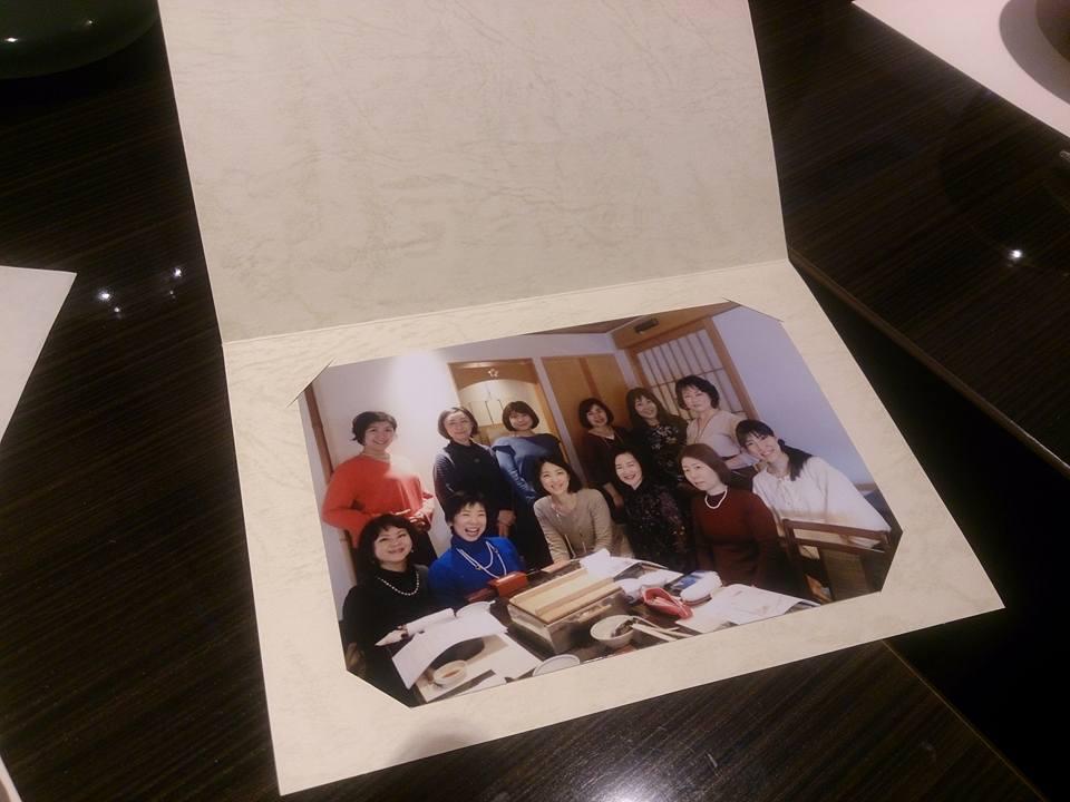 横浜ウーマンランチ会の忘年会♪